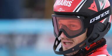 Verletzung stoppt ÖSV-Slalom-Ass