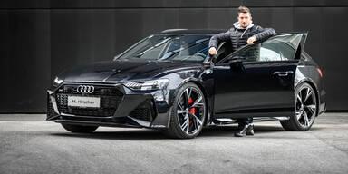 150.000-Euro-Audi für Marcel Hirscher