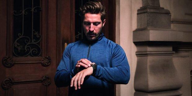 Galaxy Watch von Samsung im Test