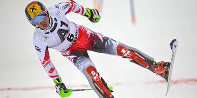 Marcel Hirscher auf Platz 2