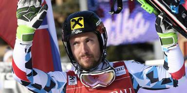 Hirscher siegt zum 4. Mal in Alta Badia