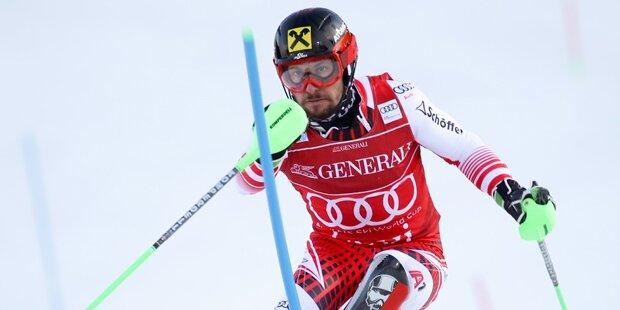 Weltcup-Slalom in Val d'Isere abgesagt