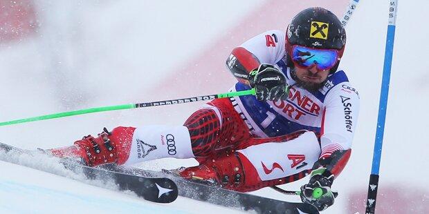 Ski-Fauxpas: Hirscher bei Heim-RTL geschlagen
