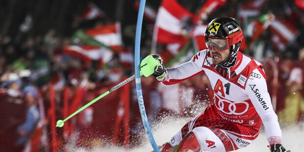 Slalom-Spektakel wird zu Hirscher-Show