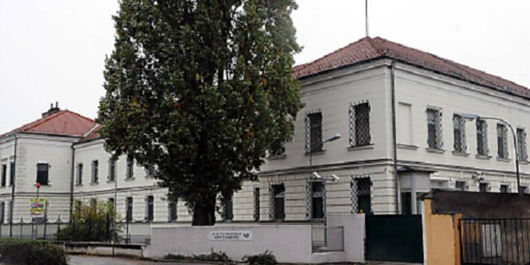 4 Häftlinge in Hirtenberg ausgebrochen
