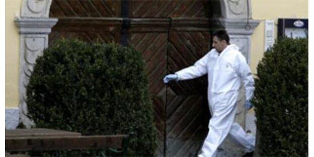 Nazi-Relikt in Osbergers Hof entdeckt