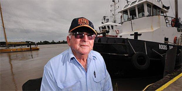 Skipper wird zum Helden von Brisbane