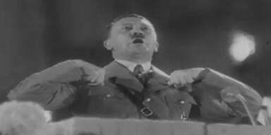 Das war Adolf Hitlers normale Stimme