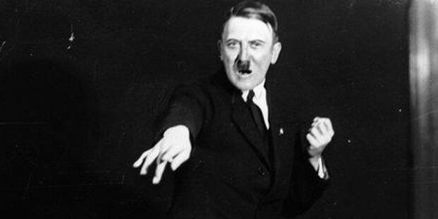 Bizarre Hitler-Fotos, die Sie nie hätten sehen sollen