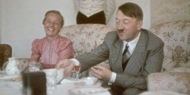 Fotos zeigen Hitlers Privaträume