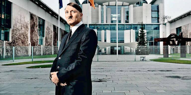 Morgen startet neuer Hitler-Film
