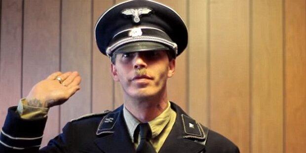 Nazi-Fanatiker lässt sich in Hitler umbenennen