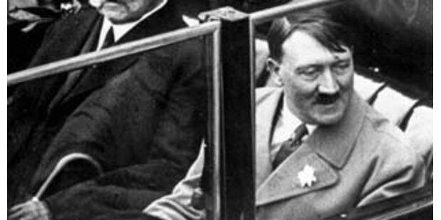 Hotel in Belgrad wirbt mit Hitler-Bild