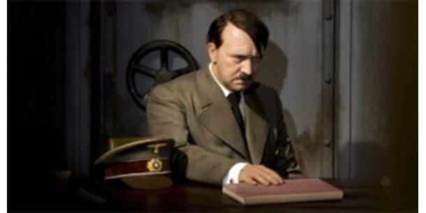 Hitler hatte nur einen Hoden