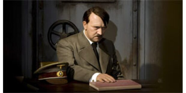Wachs-Hitler ist wieder da