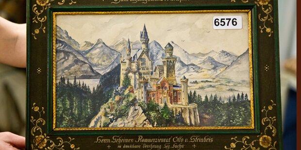 Hitler-Bilder um 391.000 Euro verkauft
