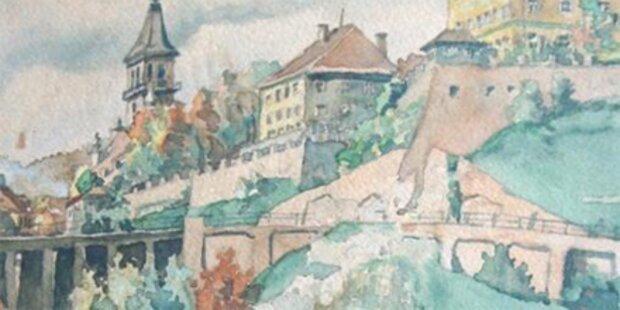 Versteigertes Hitler-Bild ist Fälschung