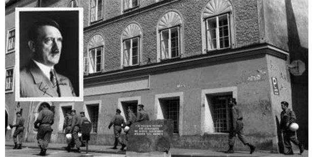 Hitler-Geburtshaus steht zum Verkauf