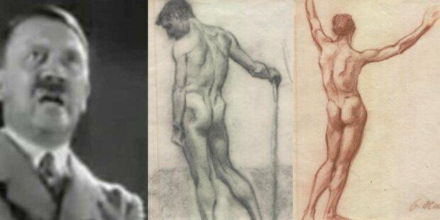 männer die nackt sind