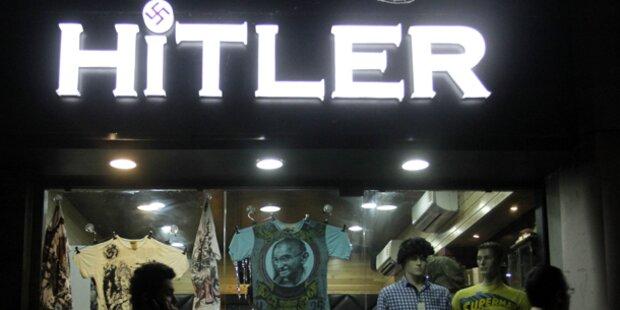 Aufregung um Hitler-Shop in Indien