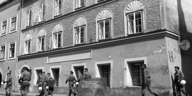 Braunau distanziert sich von Hitler