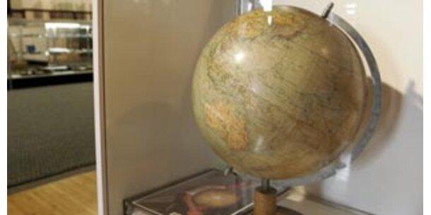 Hitler-Globus um 100.000 Dollar versteigert