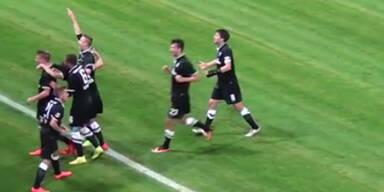 Schwere Vorwürfe gegen Jung-Fußballer