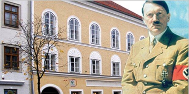Hitler-Haus wird zur Mahnstätte