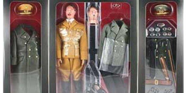 Aufregung um Hitler-Puppe als Spielzeug