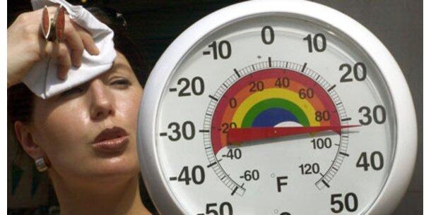 Klimawandel - ja, mehr Wetterextreme - nein
