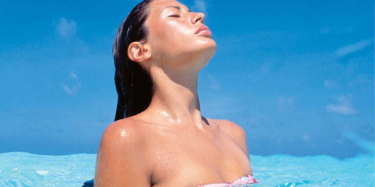Das sind die 6 besten Hitze-Tipps