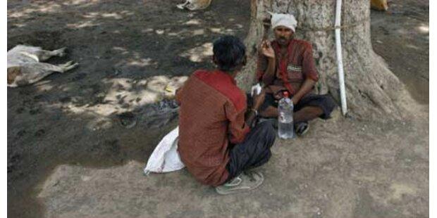 100 Hitze-Tote in Indien