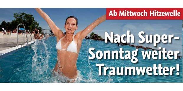 Österreich ist im Sommer-Rausch