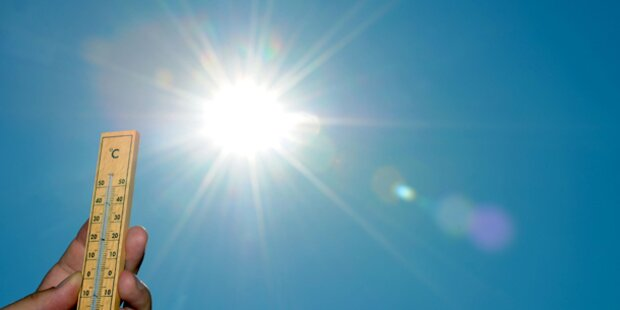 5 Tage Sahara -Hitze!