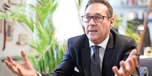 Strache: Notfalls Klage gegen die Stadt Wien