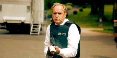 """Ulrich Tukur in """"Tatort - Im Schmerz geboren"""""""
