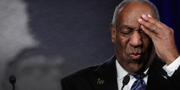 Bill Cosby wegen sexuellen Missbrauchs angeklagt