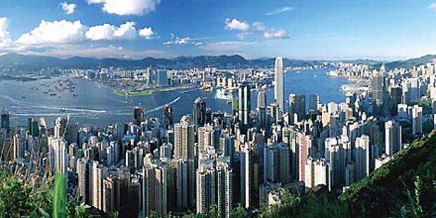 Fliegen Sie zum Shoppen nach Hongkong!