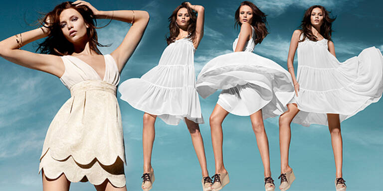Umweltbewusster Style bei H&M