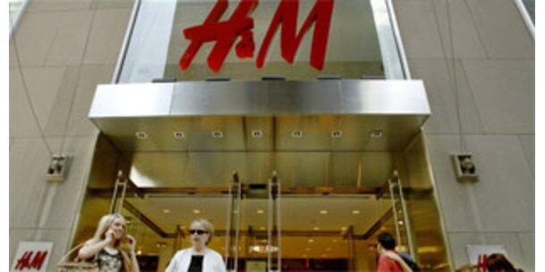 Hennes & Mauritz wuchs 2008 trotz Krise weiter