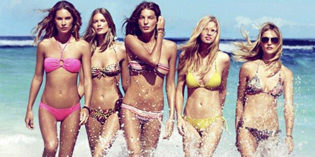 Alle wollen die  5-Euro-Bikinis von H&M