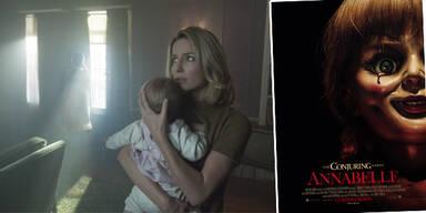 "Horrorfilm ""Annabelle"""