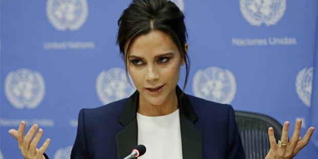 Beckham ist neue UN-Sondergesandte