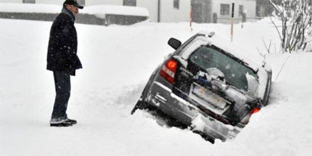 Verrückt! Schnee auf Mallorca