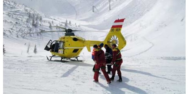 Skifahrer stirbt auf der Piste