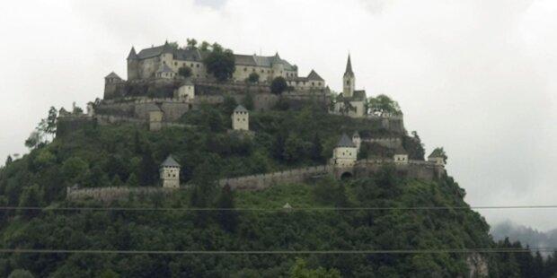 Burg Hochosterwitz öffnet Dienstag wieder