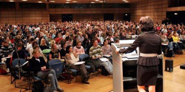 Rektoren canceln Hochschul-Dialog