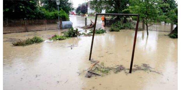Tag 2 der großen Überschwemmung