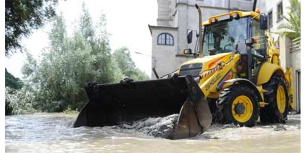 Schon wieder Hochwasser in St. Pölten