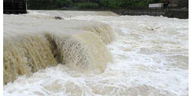 Zehn Tote bei Hochwasser in Tschechien